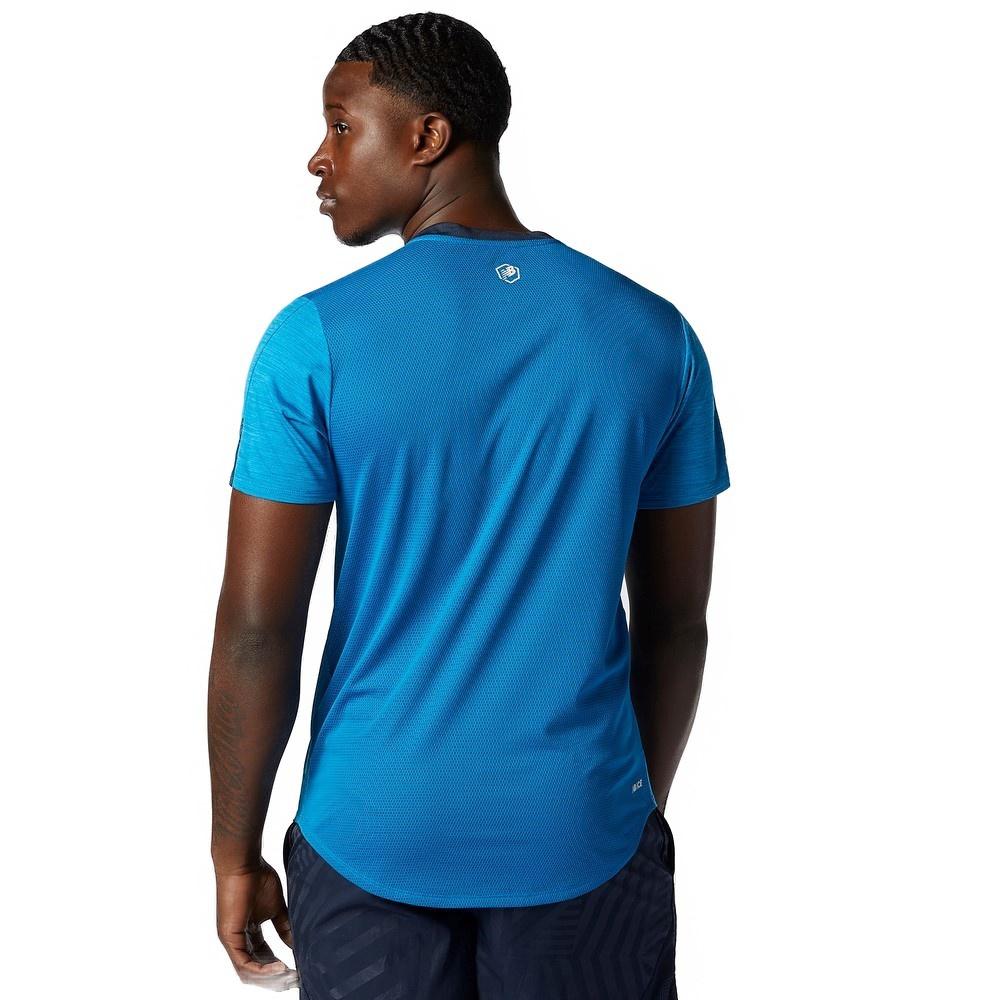 Fast Flight Ss Hombre - Camiseta Trail Running New Balance