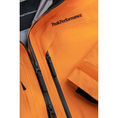 M Alpine Jacket Orange Alti