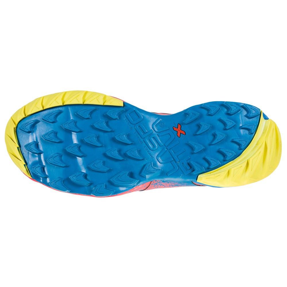 Akasha Hibiscus/Neptune Mujer - Zapatilla Trail Running La Sportiva