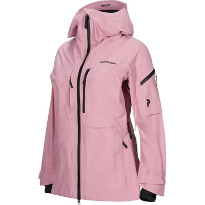 Alpine Frosty Rose Mujer - Chaqueta Esquí Peak Performance