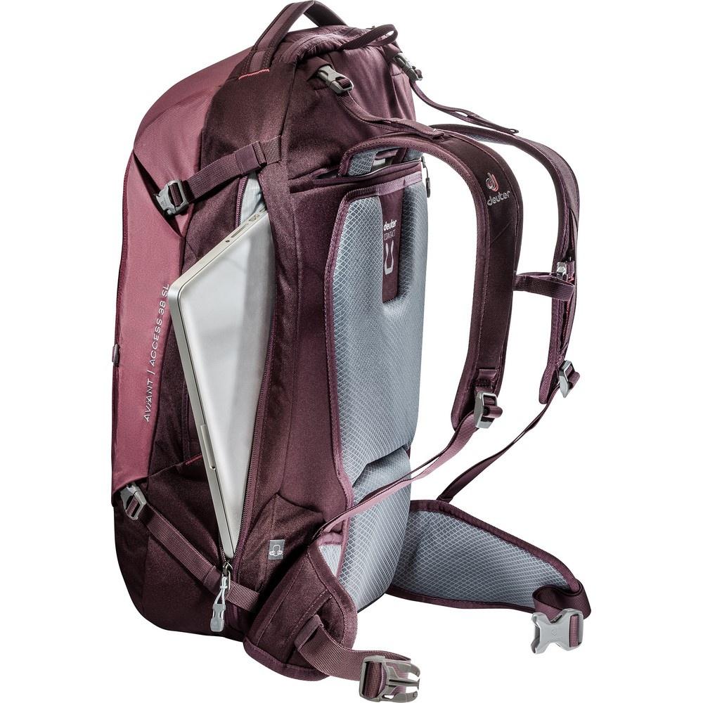 Aviant Access 38 SL Mujer - Mochila 38 litros Marron Trekking Deuter