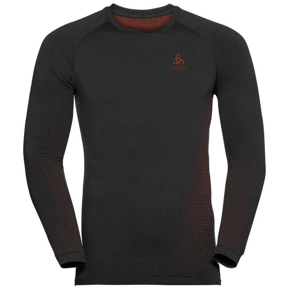 Performance Warm Eco Bl Top Crew Neck Hombre - Camiseta Esquí Odlo