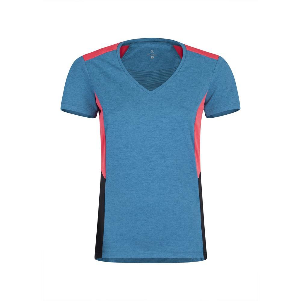 Outdoor Domino C.Fit Mujer - Camiseta Trekking Montura