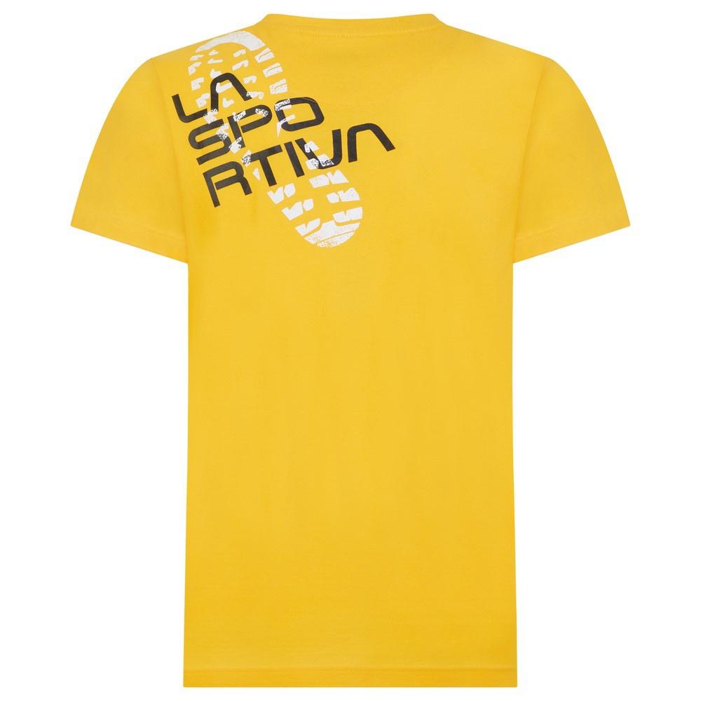 Footstep Hombre - Camiseta Trekking La Sportiva