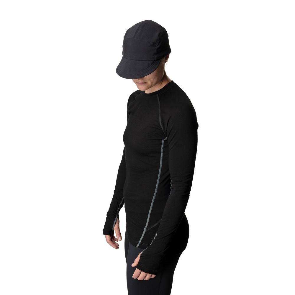 Desoli Crew Mujer - Camiseta Trekking Houdini