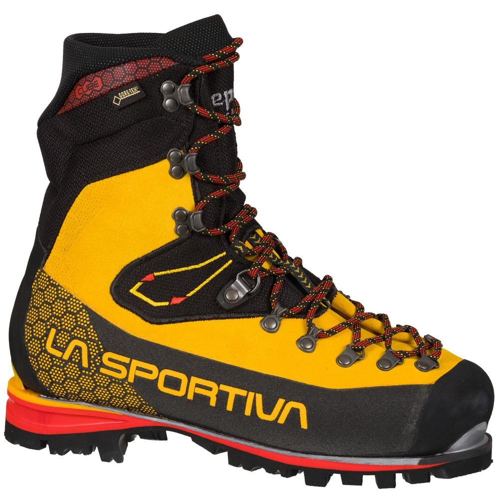 Nepal Cube Goretex Yellow Hombre - Botas Alpinismo La Sportiva