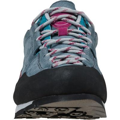Boulder X Slate/Red Plum Mujer - Zapatillas Trekking La Sportiva