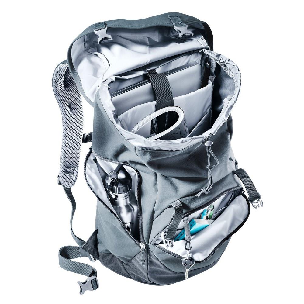 Walker 24 - Mochila 24 litros Gris Trekking Deuter