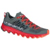 Helios III Clay/Hibiscus Mujer - Zapatilla Trail Running La Sportiva