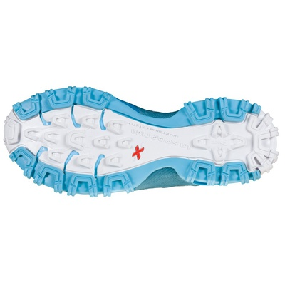 Bushido II Pacific Blue/Neptune Mujer - Zapatilla Trail Running La Sportiva