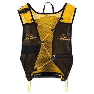 Racer Black/Yellow - Mochila Trail Running La Sportiva