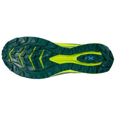 Karacal Neon/Jungle Hombre - Zapatillas Trail Running La Sportiva