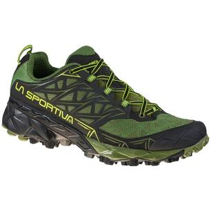 Akyra Olive/Neon Hombre - Zapatillas Trail Running La Sportiva