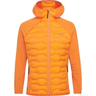 M Argon Hybrid Hood Jkt Orange Alti