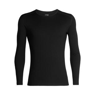 260 Tech Ls Crewe  Hombre -  Camiseta Nieve Icebreaker
