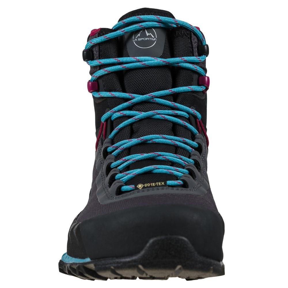TxS Goretex Carbon/Topaz Mujer - Bota Trekking La Sportiva