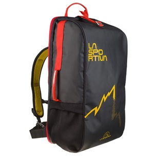 Travel Bag Black/Yellow