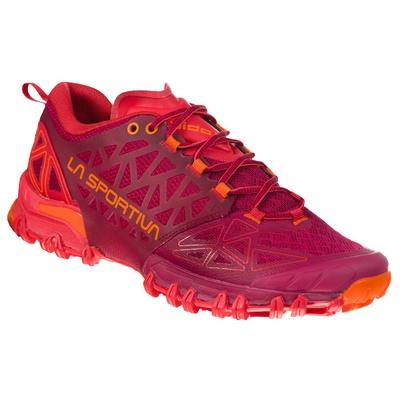 Bushido II Beet/Garnet Mujer - Zapatillas Trail Running La Sportiva