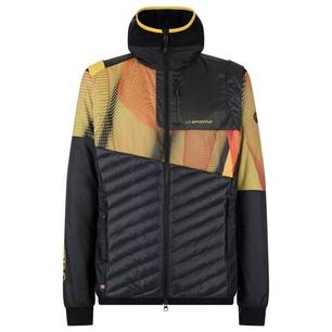 Faster Primaloft Jkt M Black/Yellow