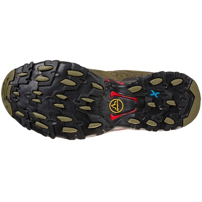Ultra Raptor II Leather Mid Goretex Ivy/Tango Red Hombre - Botas Senderismo La Sportiva