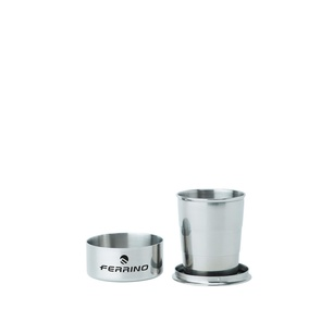 Stainless Steel Foldable Tumbler - Accesorios Cocina Ferrino