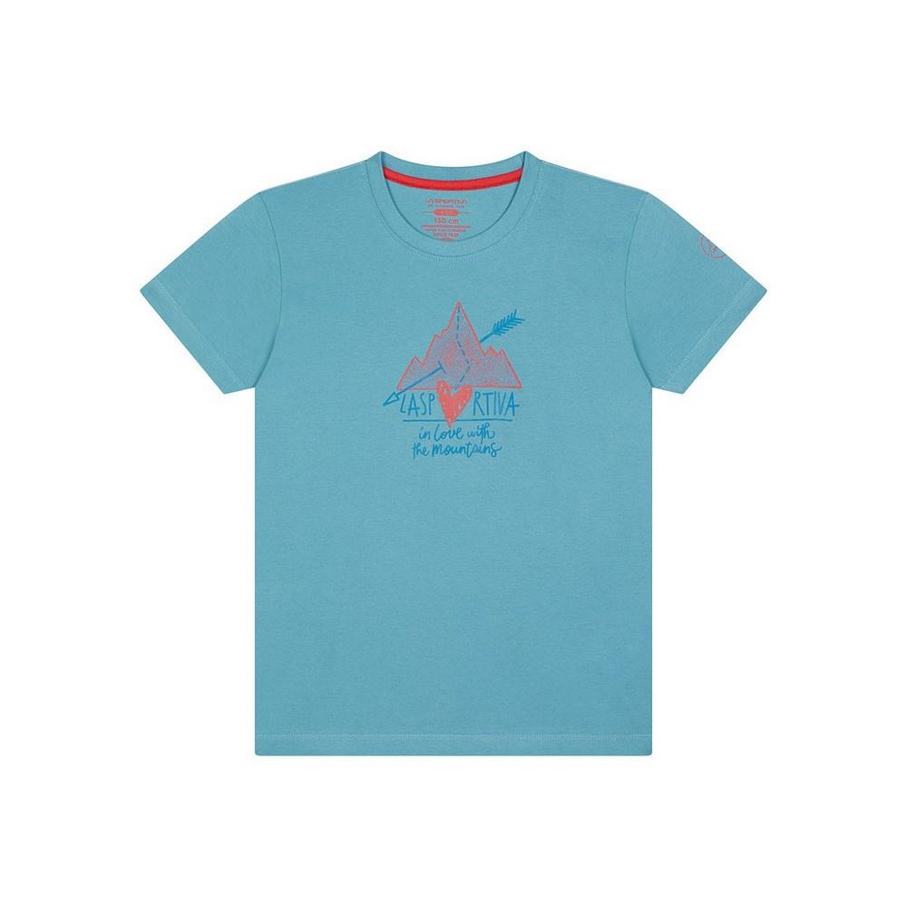 Alakay Niños - Camiseta Escalada La Sportiva
