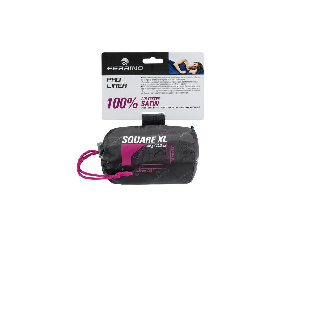 Sheet-Sleepingbag Pro Liner Sq Xl - Accesorios Acampada Ferrino