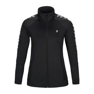 W Rider Zip Jacket Black