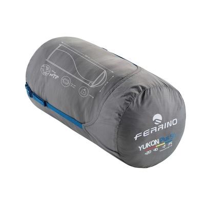 Sleepingbag Yukon Sq Ibbs Left - Sacos de dormir Ferrino