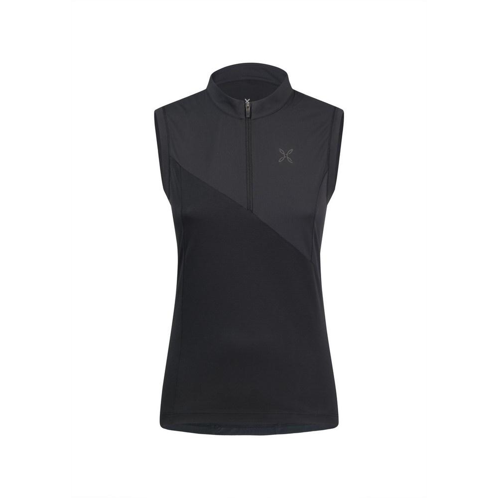 Land Zip Mujer - Camiseta Trail Running Montura