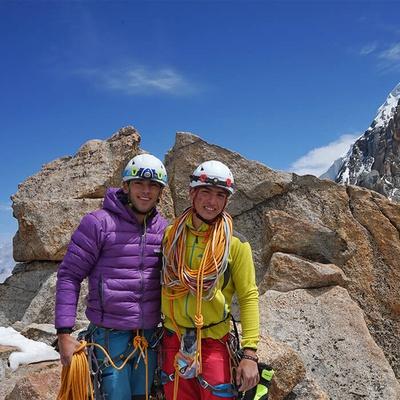Couple Climbers: Álex González y Jaume Peiró
