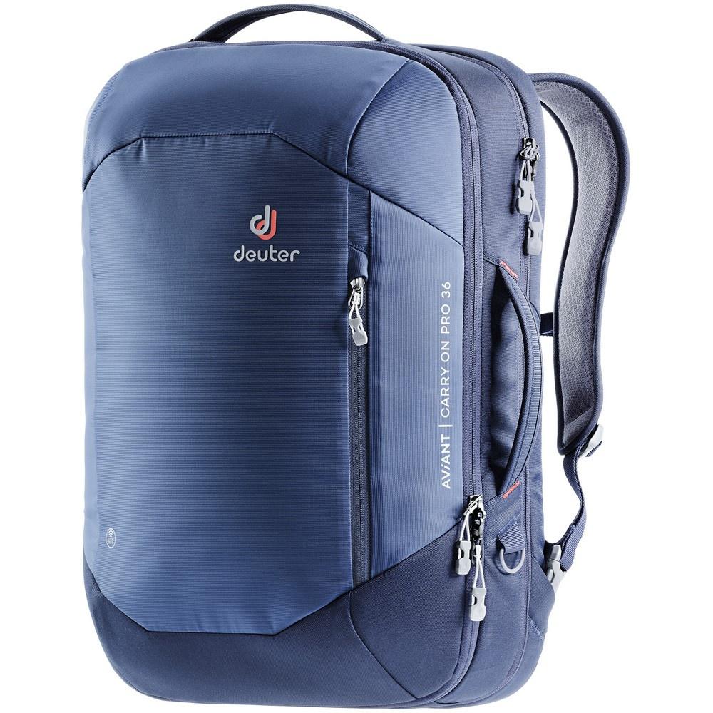 Aviant Carry On Pro 36 - Mochila 36 litros Azul Trekking Deuter