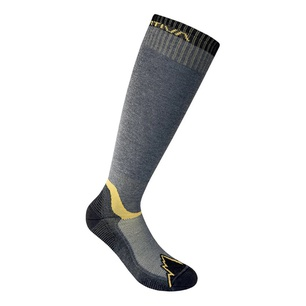 X-Cursion Long Socks Black/Yellow