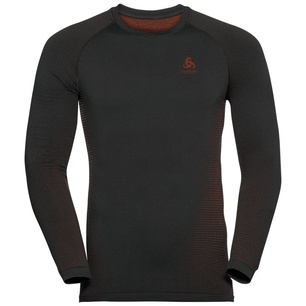 Performance Warm Eco Bl Top Crew Neck Hombre - Camiseta Esquí Odlo