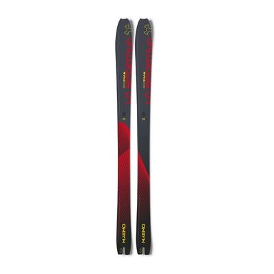 Maximo LS Carbon/Red Hombre - Esquí La Sportiva