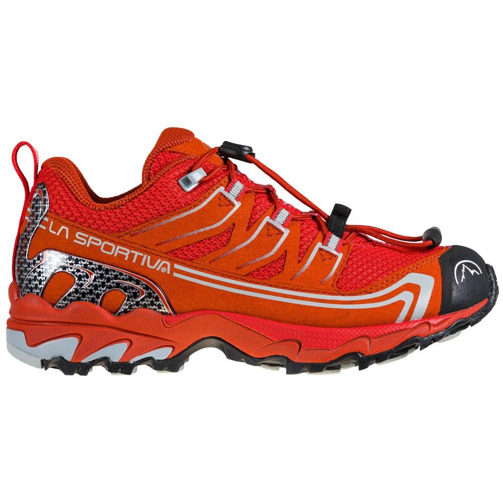 Falkon Low 27-35 Goji/Saffron Niños - Zapatillas Trail Running La Sportiva