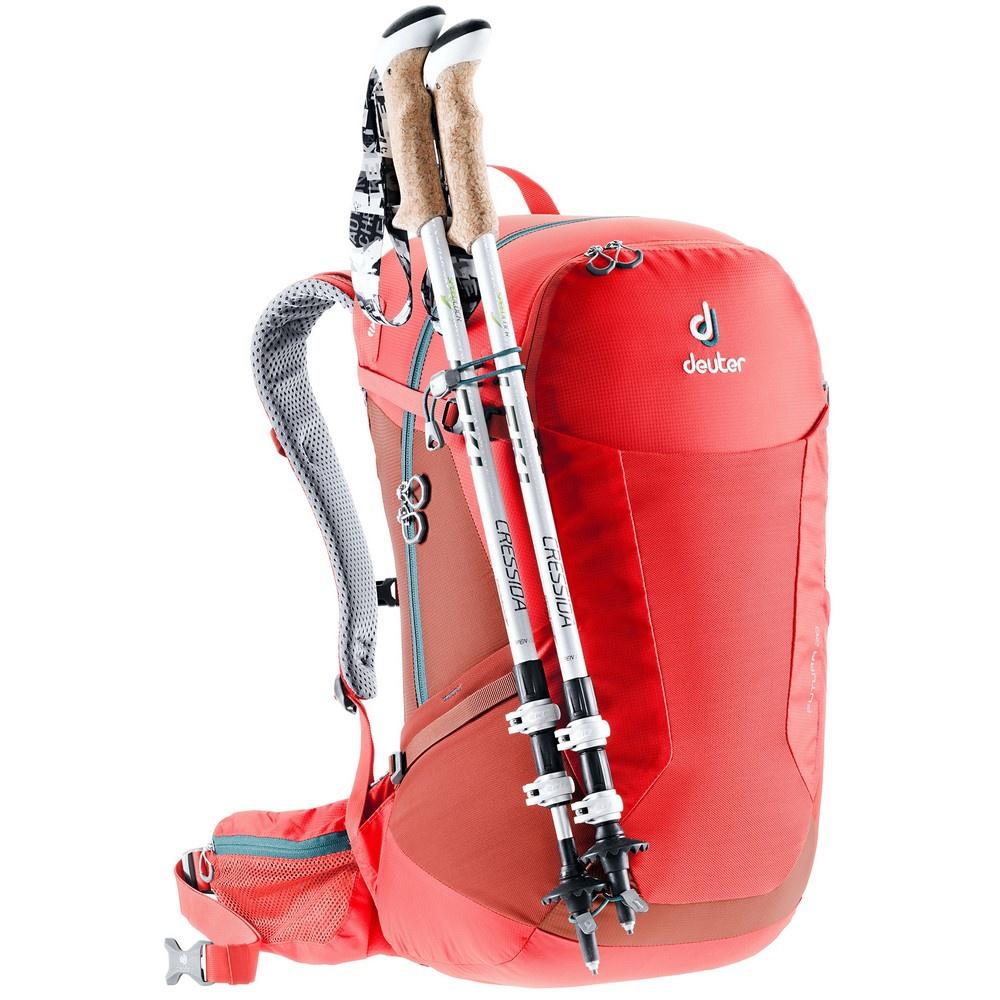 Futura 28 - Mochila 28 litros Rojo Trekking Deuter
