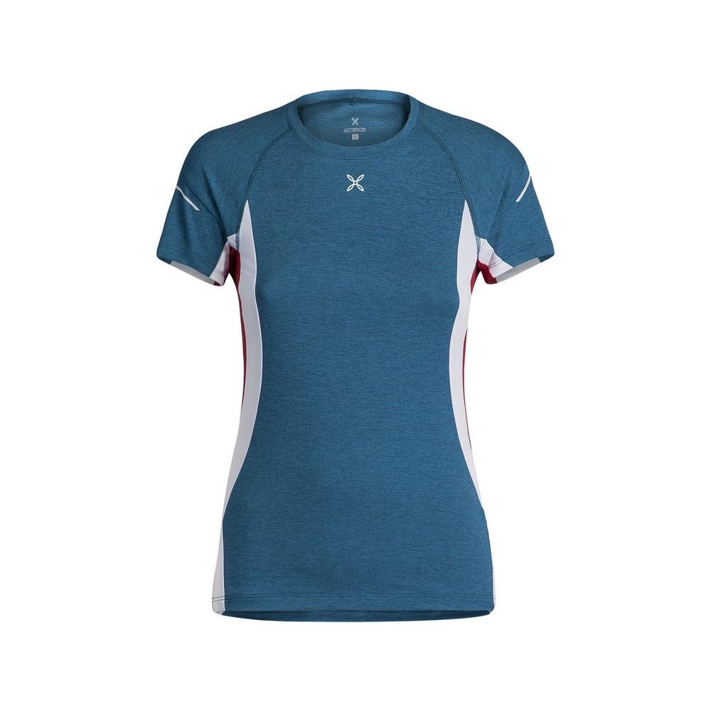 Run Energy Mujer - Camiseta Trail Running Montura
