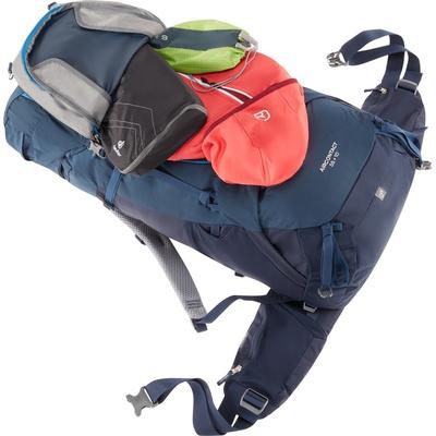 Aircontact 55 + 10 - Mochila 65 litros Azul Trekking Deuter