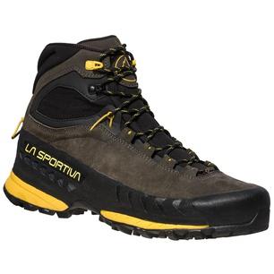 TX5 Goretex Carbon/Yellow Hombre - Bota Trekking La Sportiva