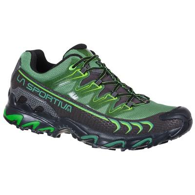 Ultra Raptor Goretex Black/Grass Green Hombre - Zapatilla Trail Running La Sportiva