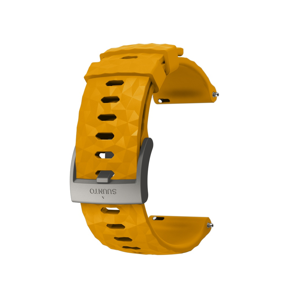24 Exp1 Silicone Strap - Correa de Reloj Deportivo GPS Trail Running Suunto