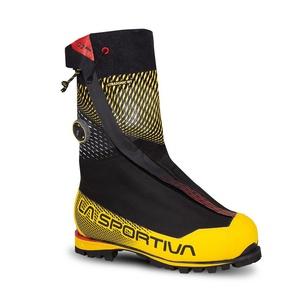 G2 Evo Black/Yellow - Bota Alpinismo La Sportiva