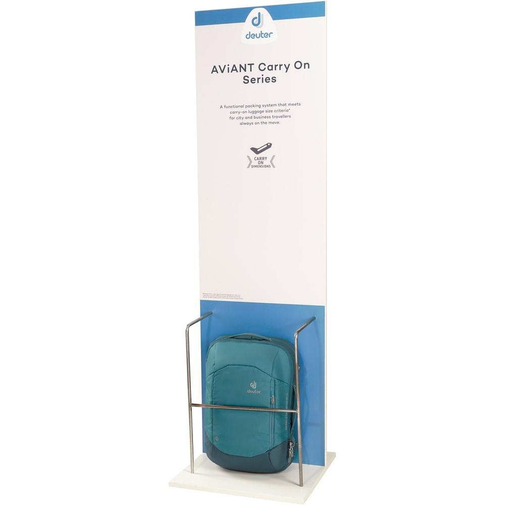 Aviant Carry On 28 SL Mujer - Mochila 28 litros Azul Trekking Deuter