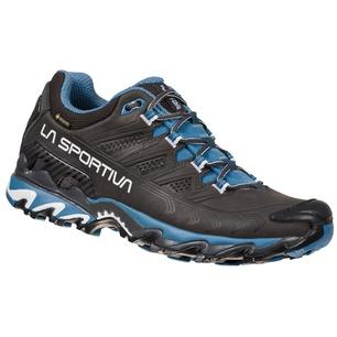 Ultra Raptor II Leather Goretex Carbon/Atlantic Plum Mujer - Zapatillas Trail Running La Sportiva