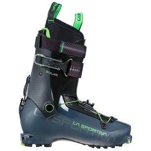 Solar Graphite/Jasmine Green Hombre - Botas Esquí La Sportiva