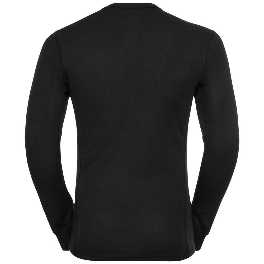 Active Warm Eco Bl Top Crew Neck Hombre - Camiseta Trail Running Odlo