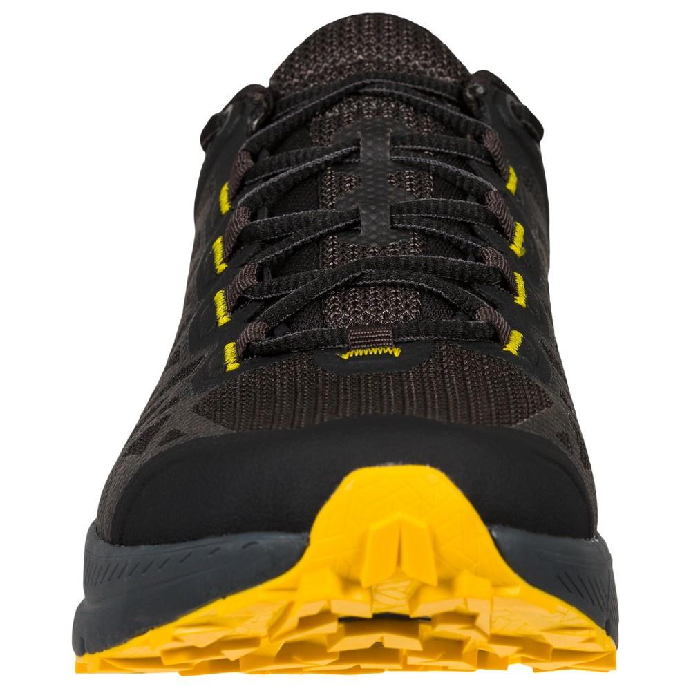 Karacal Black/Yellow Hombre - Zapatillas Trail Running La Sportiva