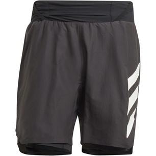 Agr 2In1 Short Hombre - Pantalones Trail Running Adidas Terrex