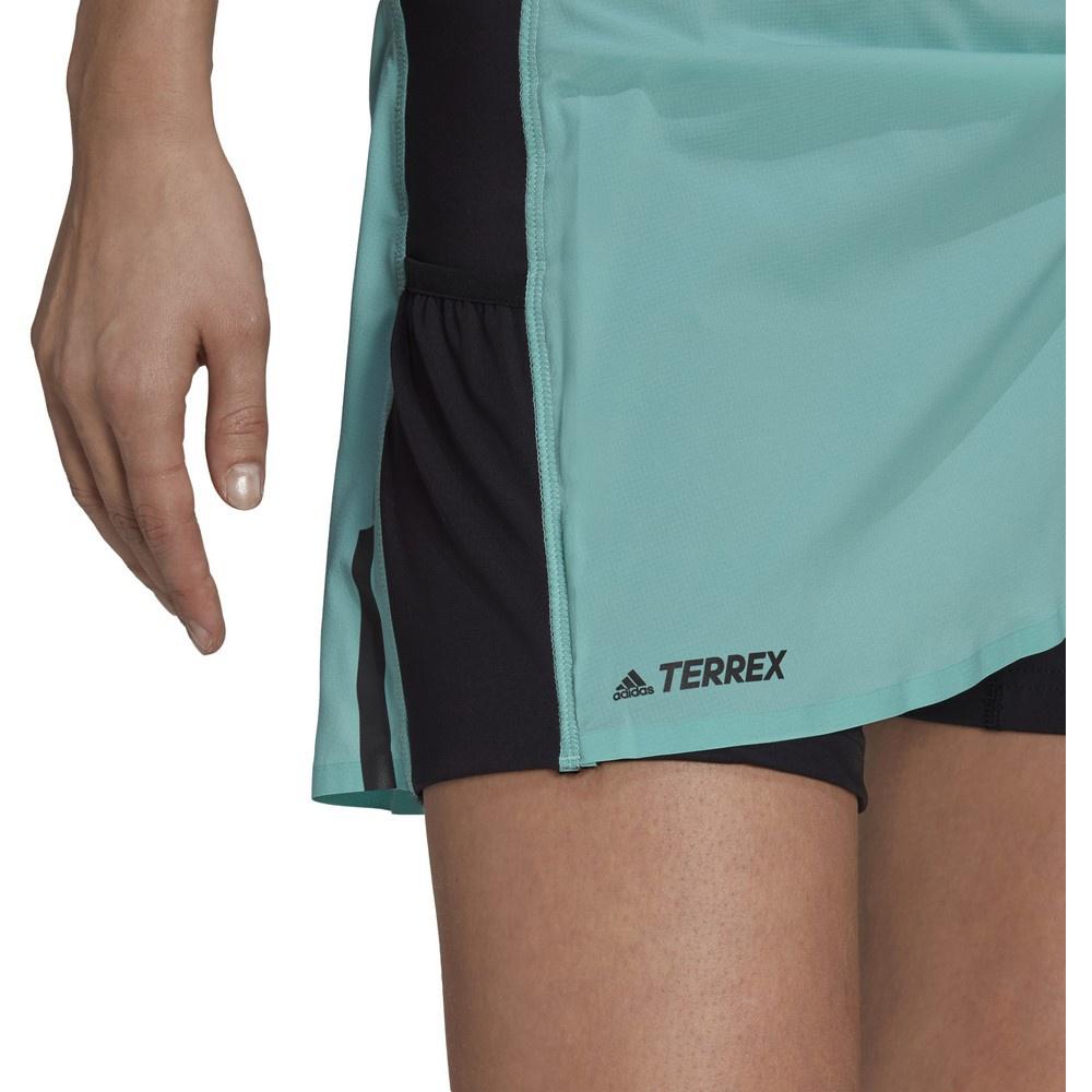 Agravic Skort Mujer - Falda Trail Running Adidas Terrex